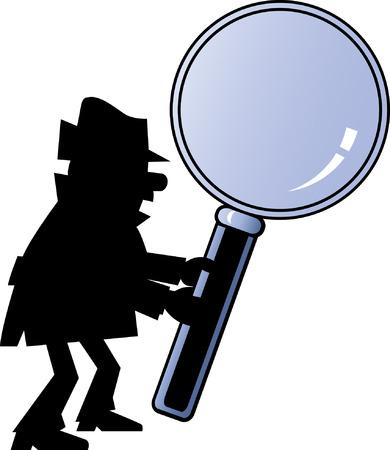 Detective Vector