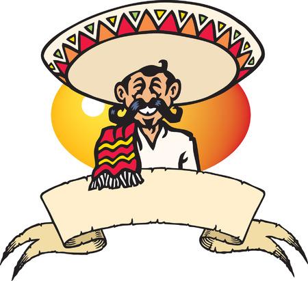 Mexican Banner Vector