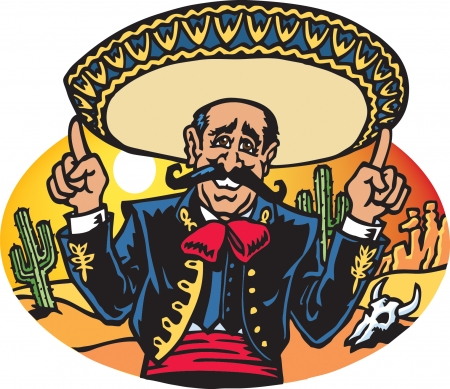 character traits: Mexican Man