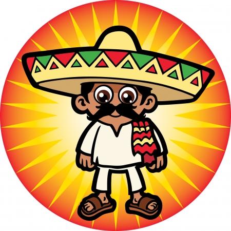 メキシコ人男性