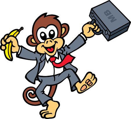 hang up: Monkey Business