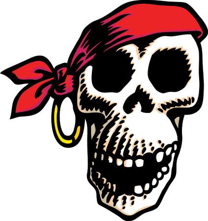 Monkey Skull Stock Vector - 24305095