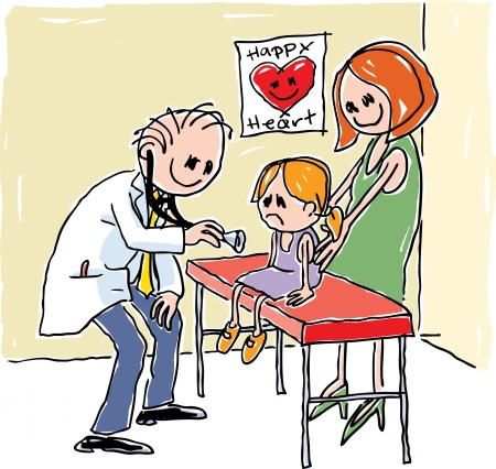 Hospital Stock Vector - 24305094