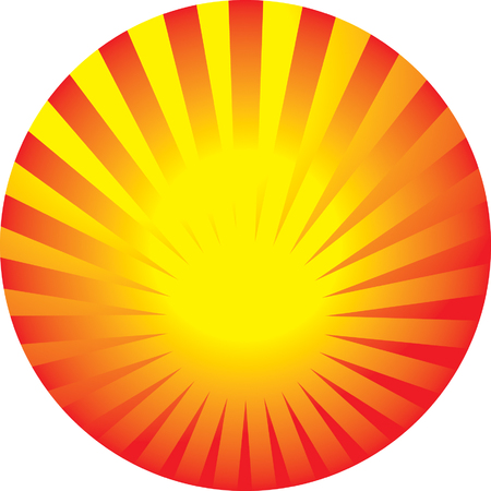 Sunrise Ilustração