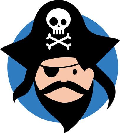 Pirate Stock Vector - 24496827