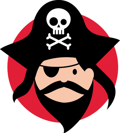 Pirate Stock Vector - 24469864