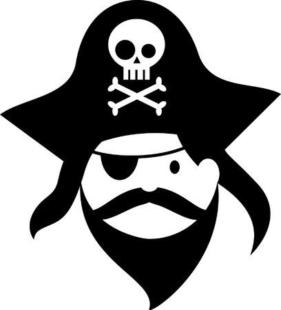 Pirate Stock Vector - 24469865