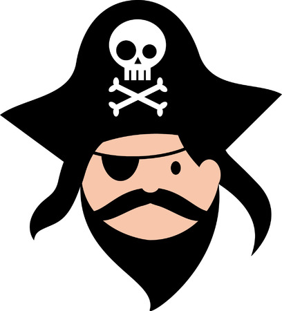 Pirate Stock Vector - 24469866
