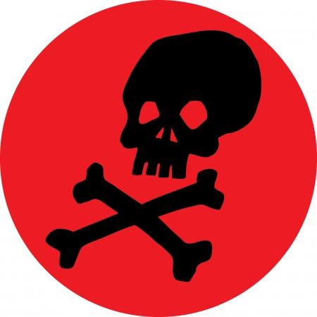 Skull Stock Vector - 24465034
