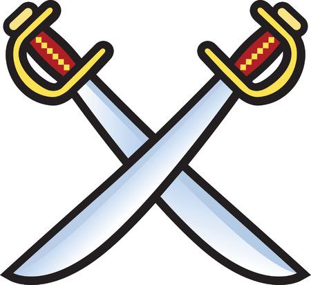 machete: Swords Illustration