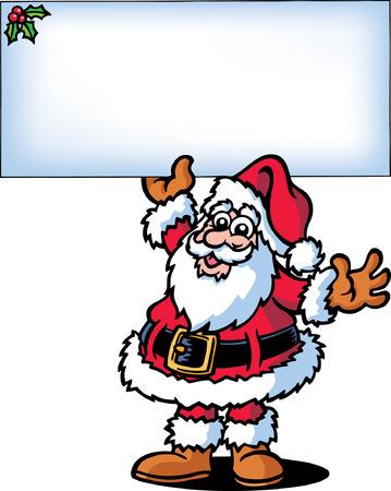 Santa Stock Vector - 24465356