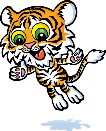 Tiger Stock Vector - 24465727