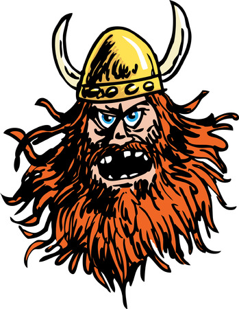 Viking Stock Vector - 24465822