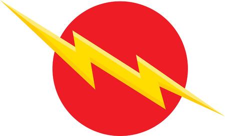 pernos: Lightning Bolt Vectores