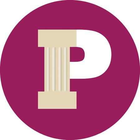 p buildings: Pillar