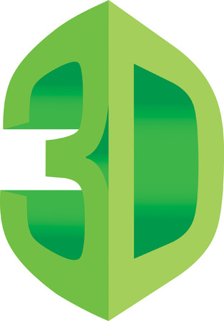 three dimensional: Three Dimensional Illustration