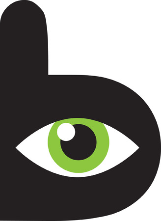 Icon Eye Vector