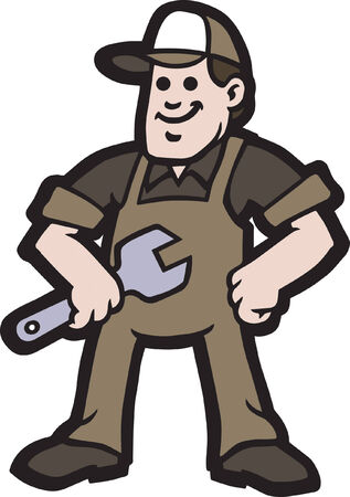 character traits: Mechanic