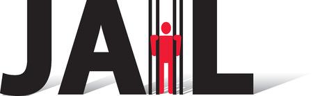 prisoner of war: Jail Icon