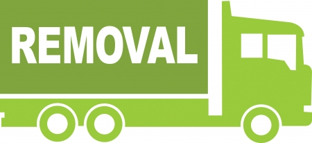 Removal Truck Vector