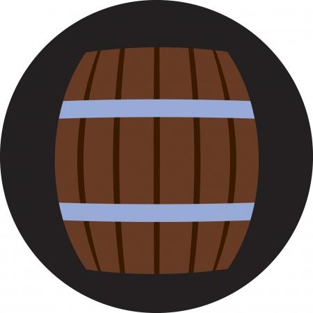 vat: Barrel