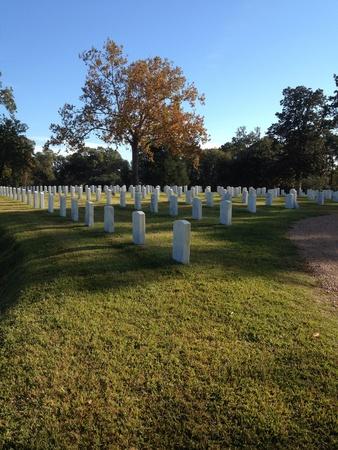 Unknown soldiers cemetery in Natchez Mississippi
