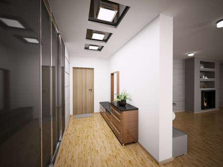 Hall D Entrée Maison Banque D\'Images, Vecteurs Et Illustrations ...