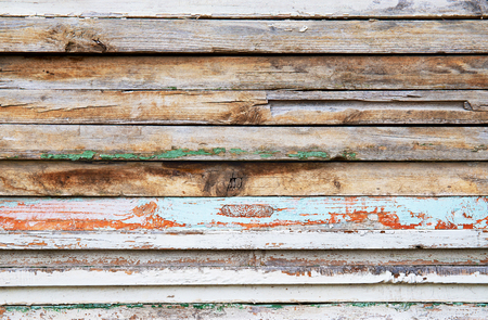 vintage wooden planks background