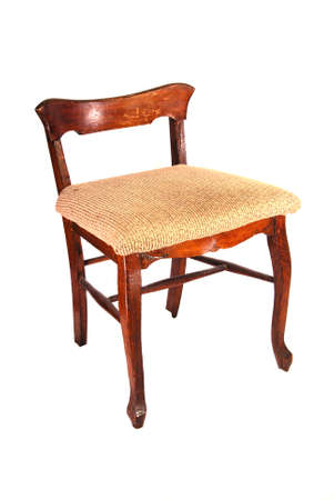 padding: Antique Low Back Chair, iso