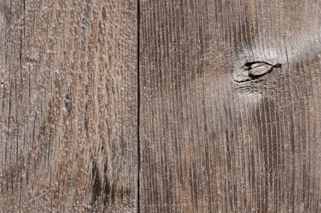 Detail view of wood fence, intended for background texture.