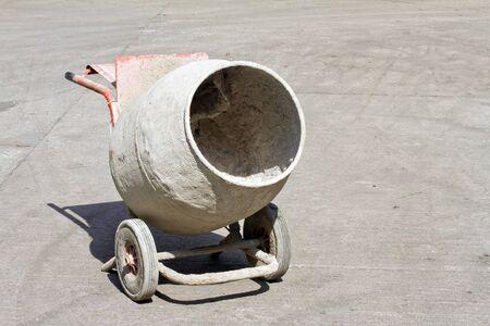 Stare cement mixer