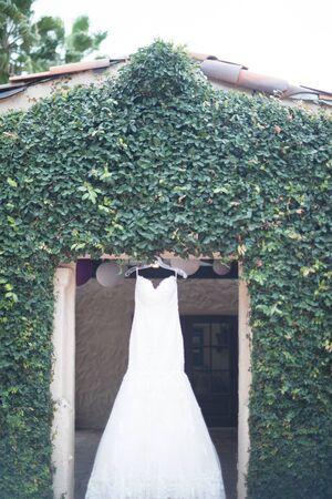 cor: Wedding DetailsDress