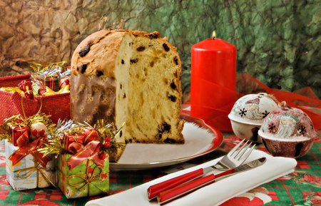Il panettone, tradition Christmas