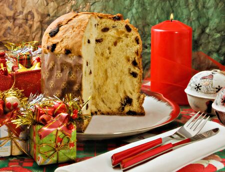 panettone Christmas tradition