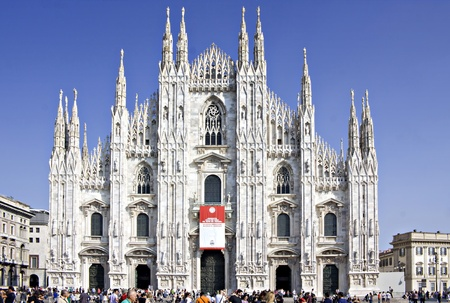 Il duomo di Milano (IT) Editorial