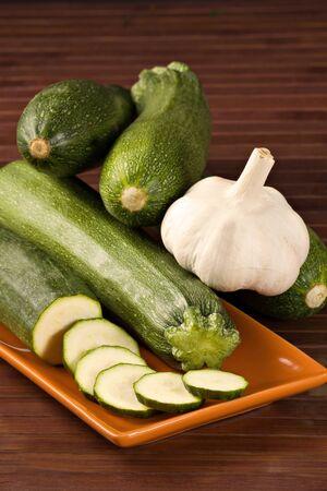 cucurbita: Zucchini - Cucurbita pepo