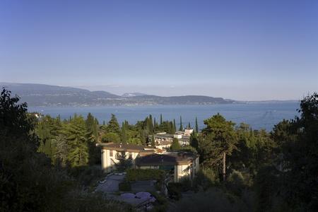 Landscape - Garda Lake  Italy  photo