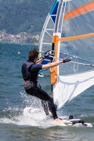 Sport - Windsurfing