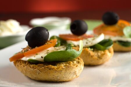 Italian Croutons - Crostini all italiana