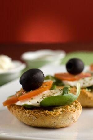 Italian Croutons - Crostini all italiana  photo