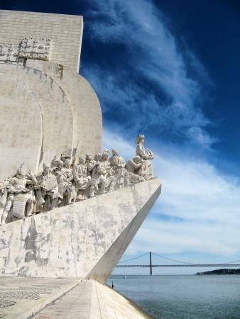 Padro dos Descobrimentos - Lisbon  Portugal