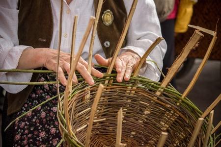 The basket-maker
