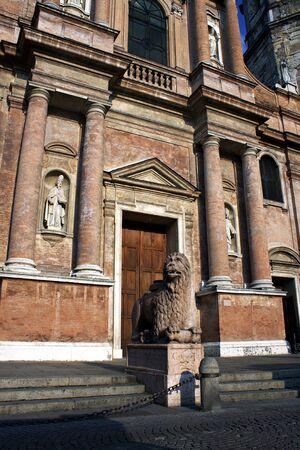 reggio emilia: Piazza San Prospero - Square in Reggio Emilia (IT)