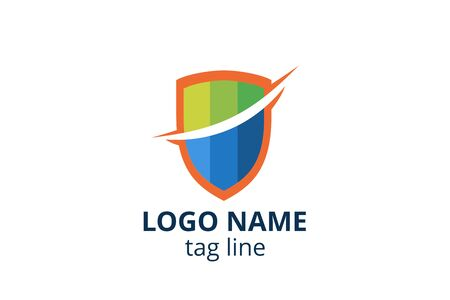 Creative Logo icon sign design Template for accounting, consultant, finance, management, investment corporate.