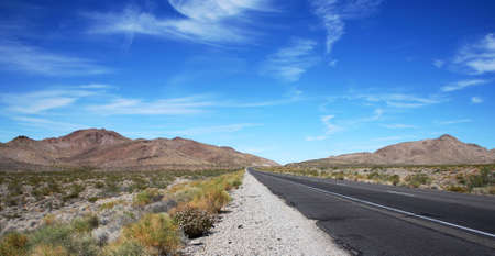 Road leading to a heavenly place photo