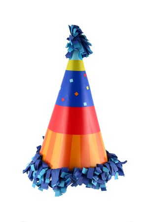 Birthday party or New Year's Eve celebration hat Stock Photo - 884627