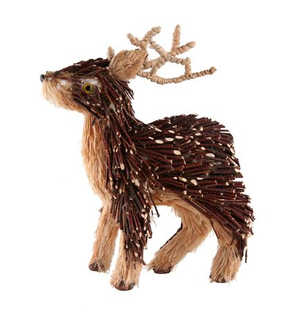 be missing:  clause must be missing one of his cute reindeer