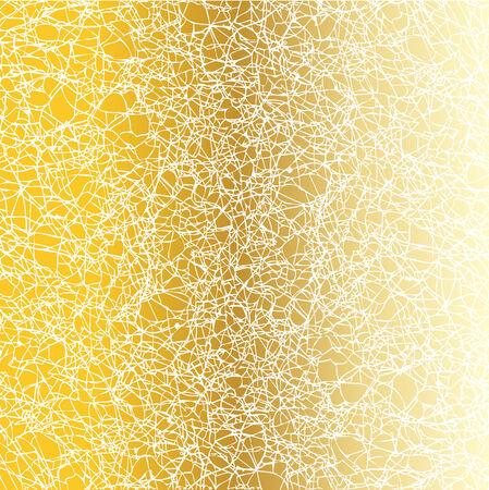 metallic background: gold texture
