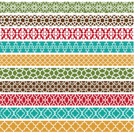 moroccan border patterns