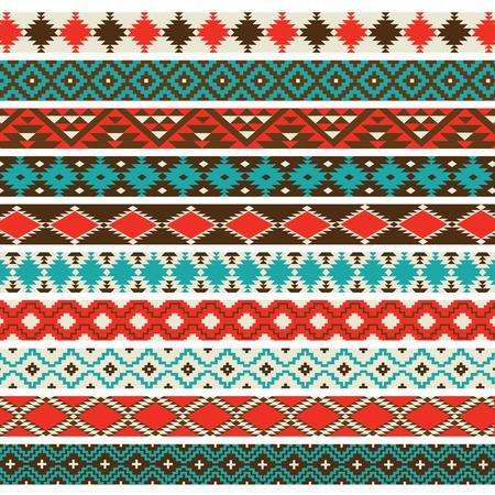 아메리카 원주민 테두리